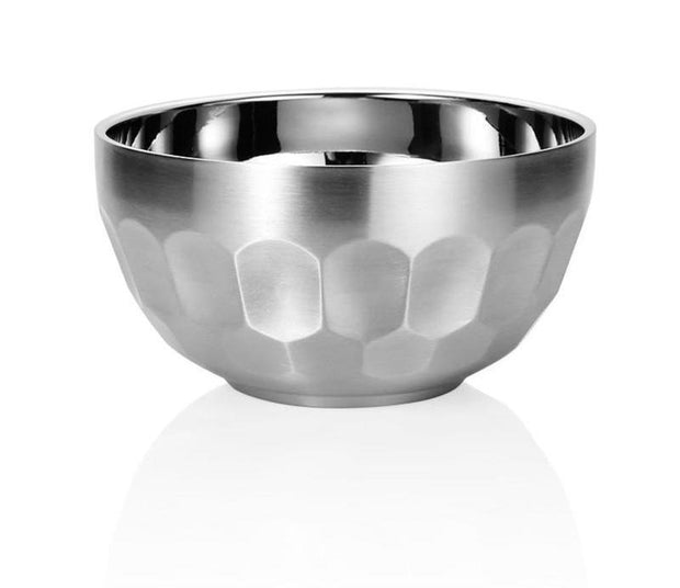 High Quality Stainless Steel Bowl Double-deck Insulation