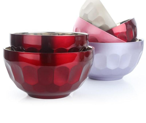 Insulation Anti-hot Bowls Food Container