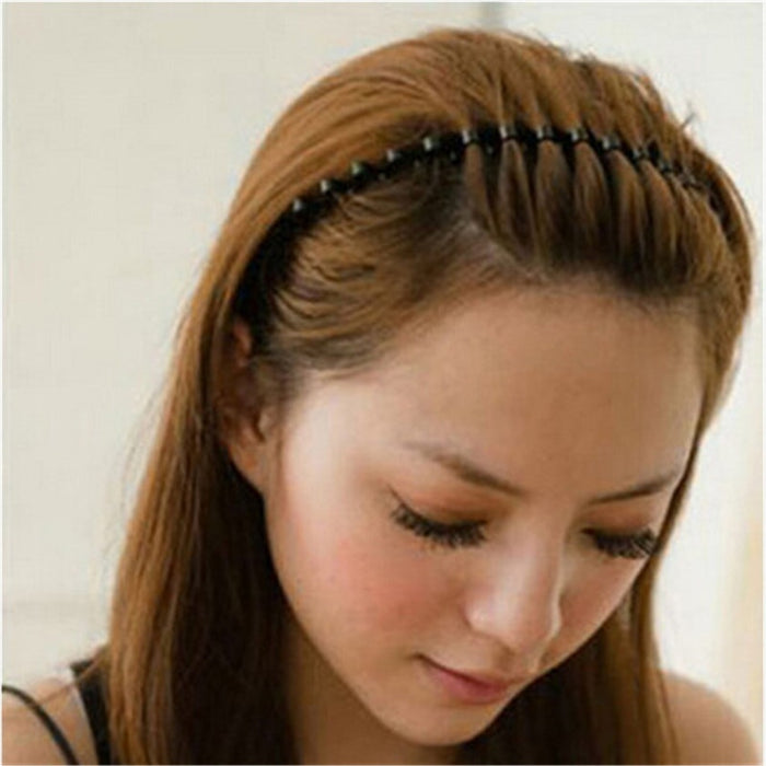 Wave Shape Hair Clip