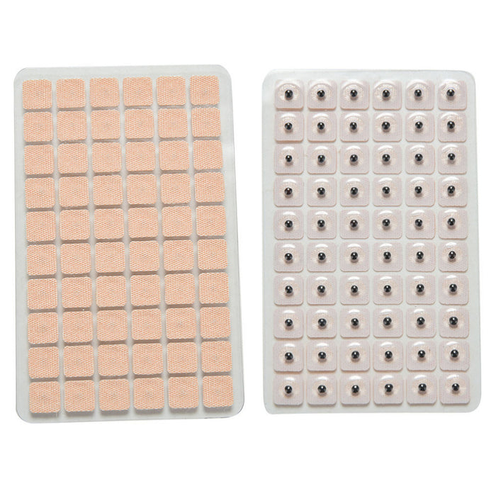 600 Pieces Relaxation Ears Stickers Acupuncture Needle