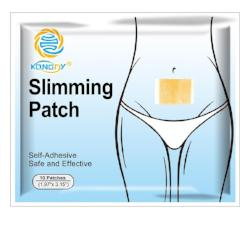 10 Pieces/Bag Weight Lose Navel Slim Patch