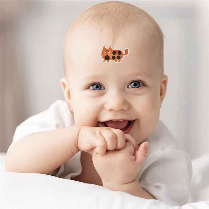 LCD Forehead Thermometer Sticker