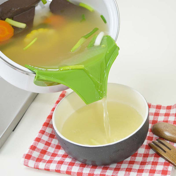 Anti Spill Diversion Mouth Cooking - Toyzor.com