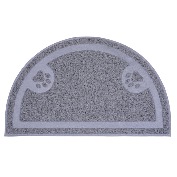 PVC Dog  Placemat Table Mat Pads Wipe Easy Cleaning