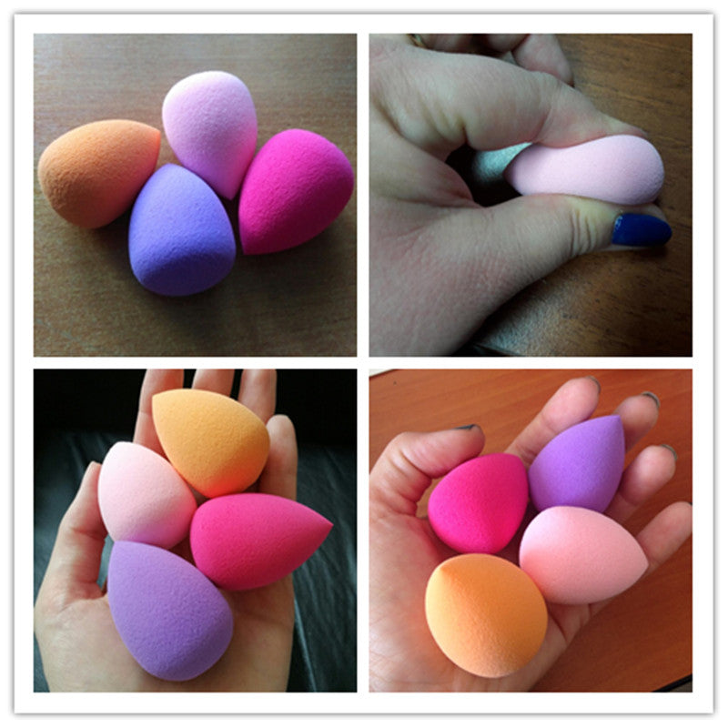 4 Pieces High Quality Professional Makeup Sponge - Toyzor.com
