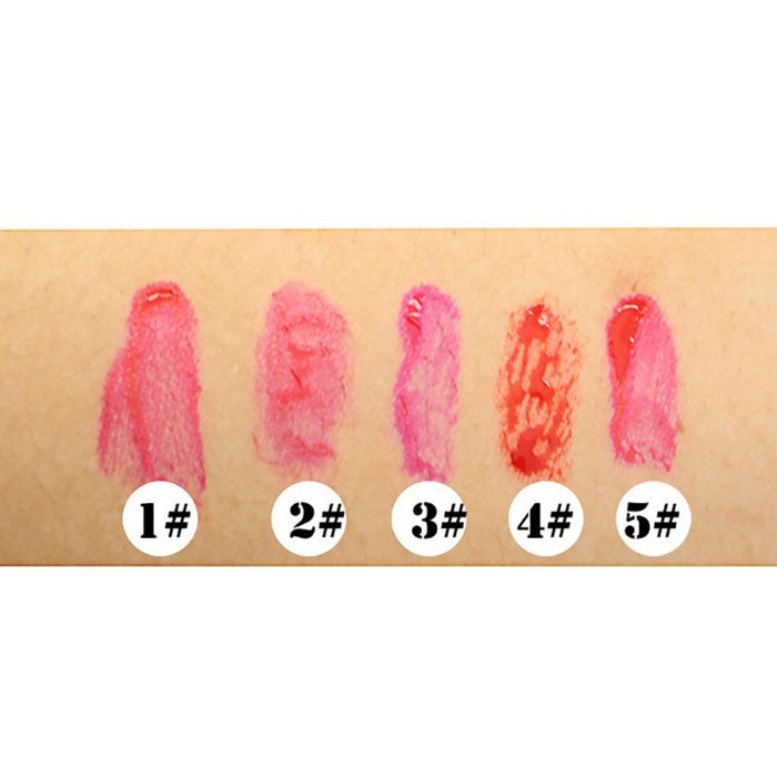 Multi-functional Lip Tint Rouge Dyeing Blush Waterproof Lip Gloss