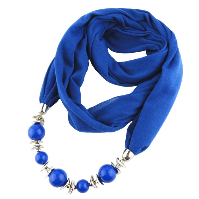 Scarf Neckerchief Necklace