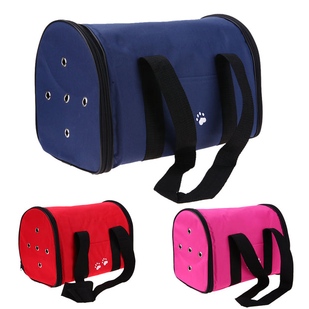Foldable Waterproof Oxford Pet Carrier Backpack Front Chest Bag