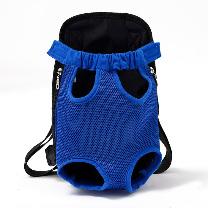 Pet Dog Carrier Backpack Mesh  Breathable Shoulder Handle Bags