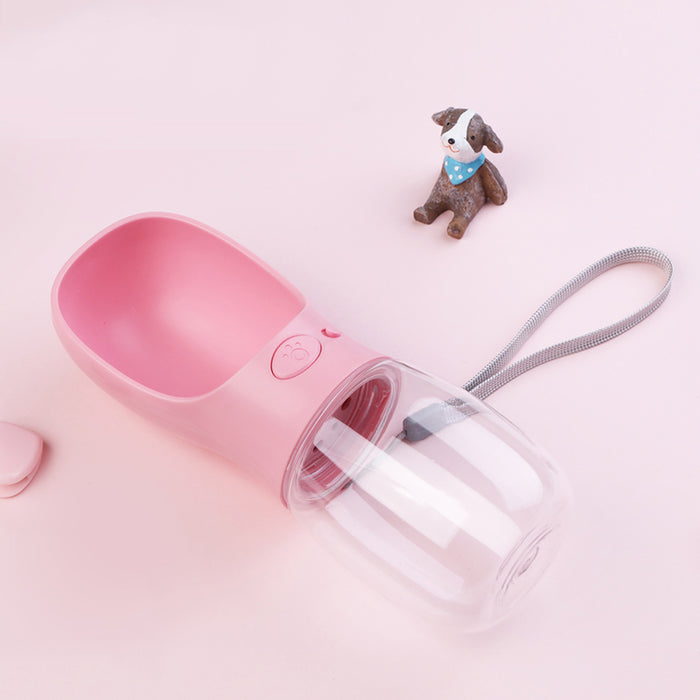 Portable Water Bottle For Small/Large Dogs Water Dispenser Feeder Pet Product