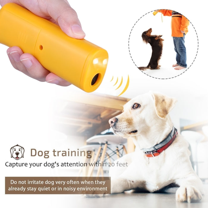Dog Repellent Anti Barking Training Device