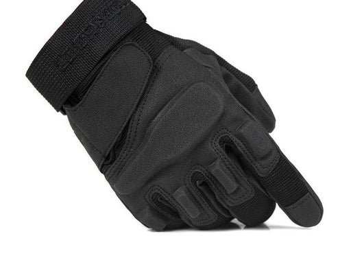 Tactical Army Leather Gloves