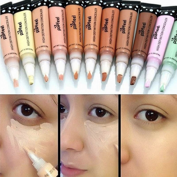 Cover Face Cream Pro Contour Makeup Liquid Concealer