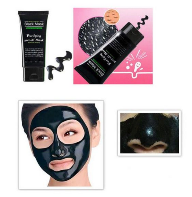 Blackhead Remove & Deep Cleansing Facial Masks - Toyzor.com