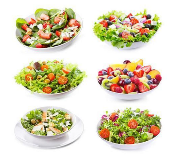 60 Seconds Salad Cutter Bowl - Toyzor.com