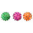 Three Types Silicone Pet Ball Squeaky Toy
