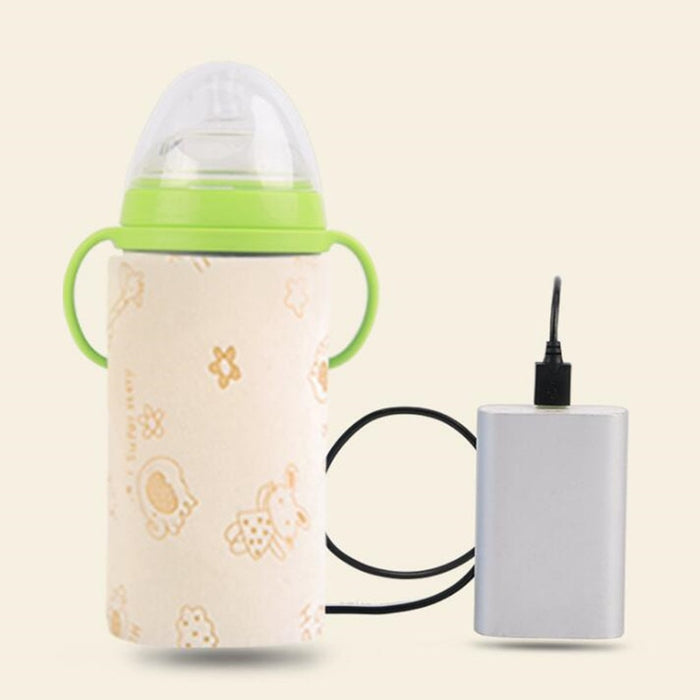 USB Portable Insulation Diaper Bag
