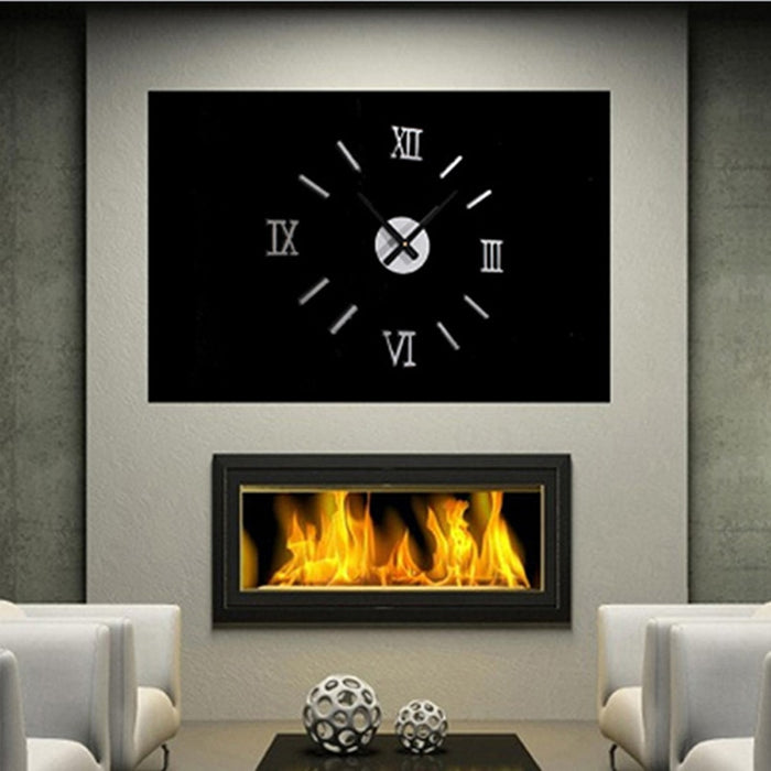 Luxury Large Wall Clock - Toyzor.com