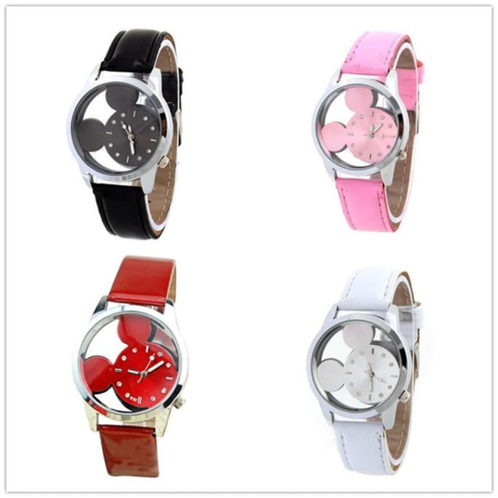 Thin Pattern Cute Watch