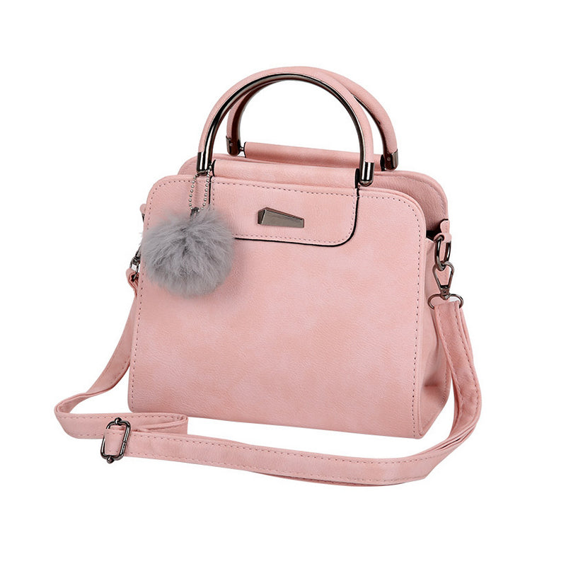 2018 New Vintage Casual PU Leather Women Handbags