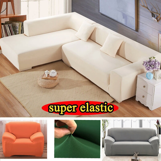 Universal Armchair Furniture Covers Elastic Case On Corner