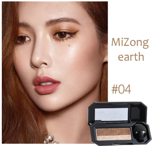 Professional Double Color Eyeshadow - Toyzor.com