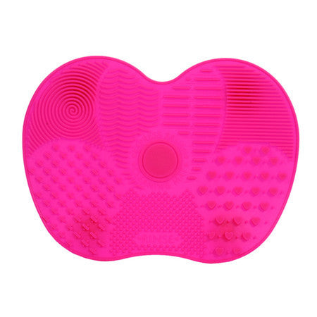 Silicone Make Up Brush Cleaning Pad - Toyzor.com