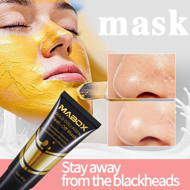 24K Gold Facial Mask - Toyzor.com