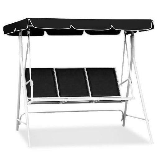 Swing Chair Bench Canopy Outdoor Sling Chair