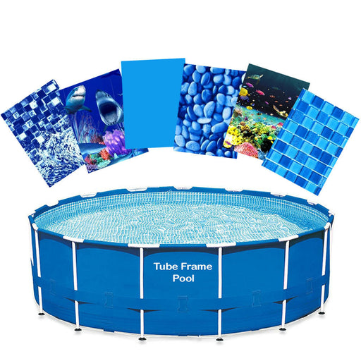 Tube Frame Pool Liner Relining Kit