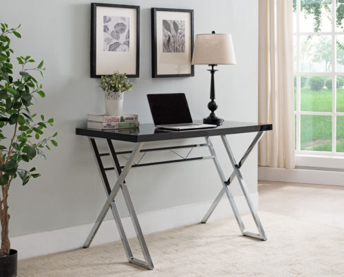 Modern Home Office Writing Workstation Computer Desk