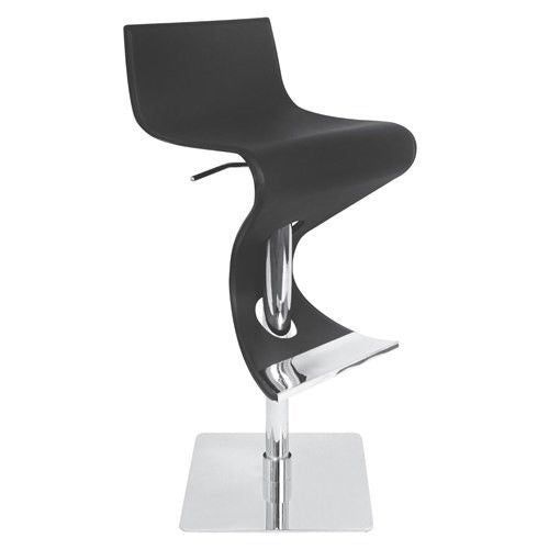 Black Wood Viva Bar Stool