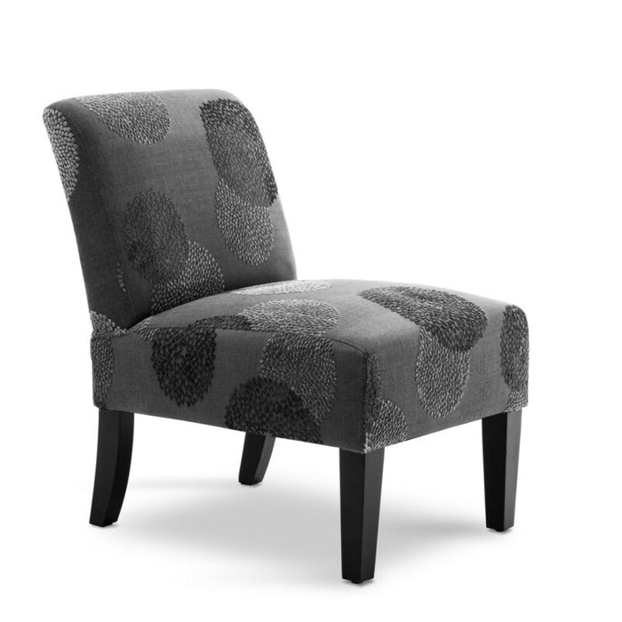 Accent Slipper Upholstered Modern Contemporary Chair