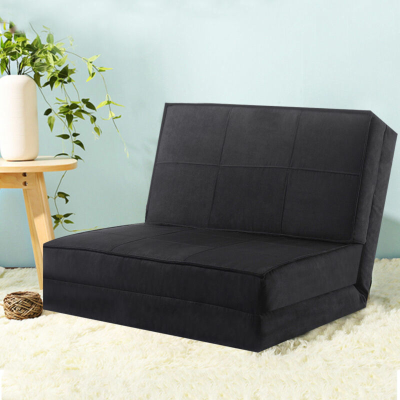 Convertible Fold Down / Flip Out Lounger Sleeper