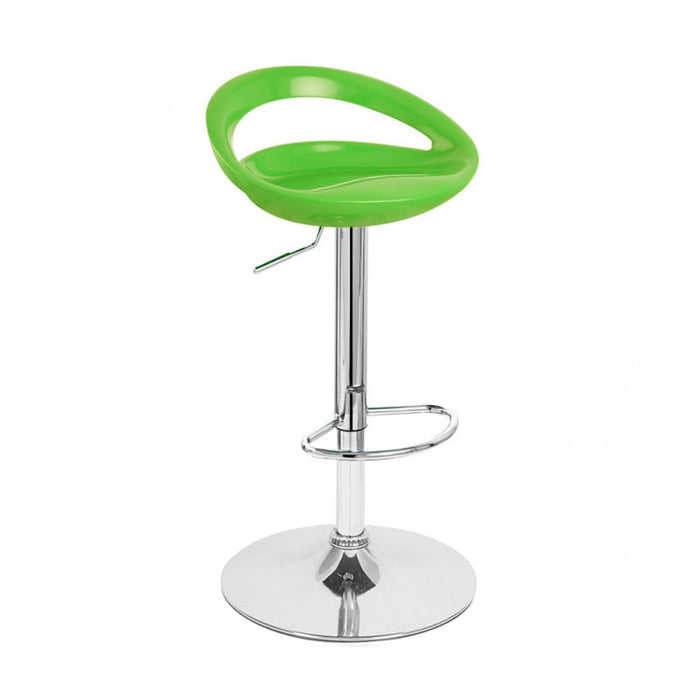 Modern Adjustable Swivel Bar Stool Chair