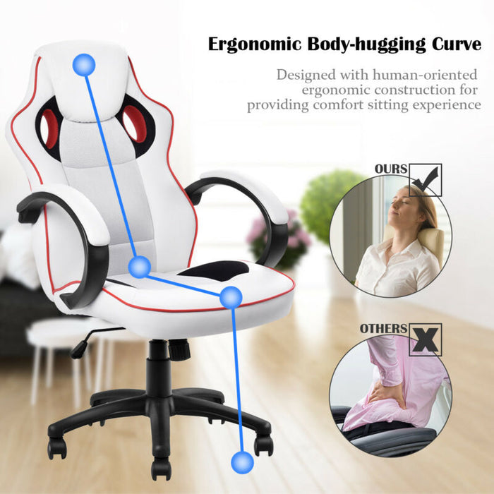 Executive High Back Sport Racing Style Gaming Office Chair