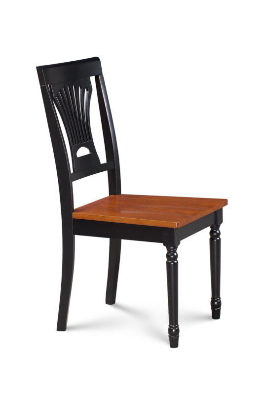 KITCHEN DINING ROOM  WOODEN SEAT CHAIR - SET OF 4