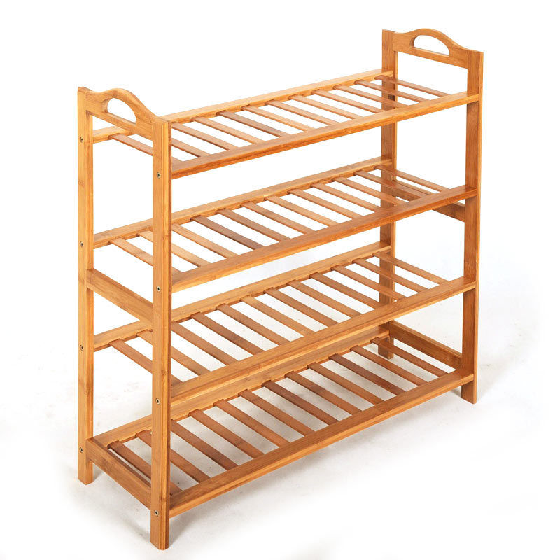 4 Tiers Shoes Tower Rack