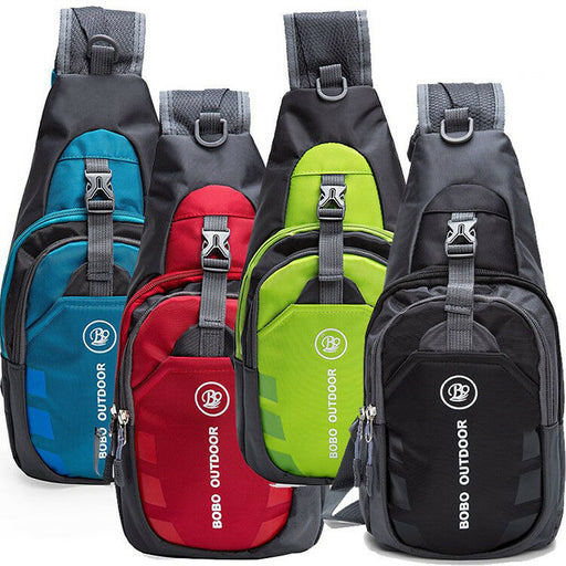 Nylon Crossbody Shoulder Bags/ Travel Backpack