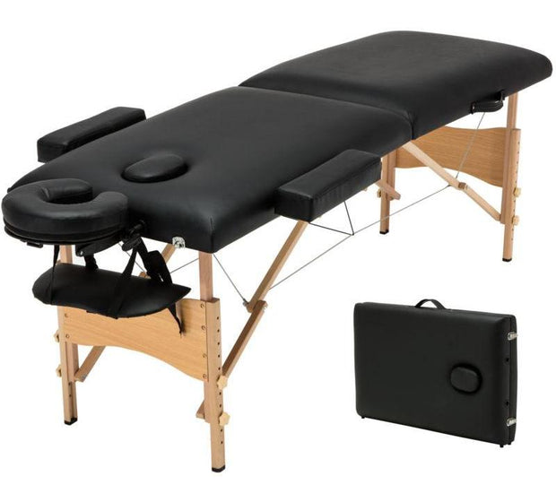 "84""L Fold Massage Table with Free Carry Case"