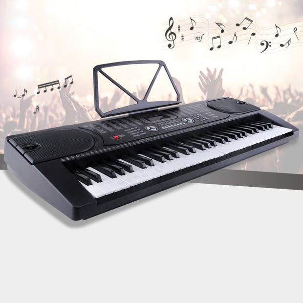 61 Key Music Electronic Digital Piano with Microphone