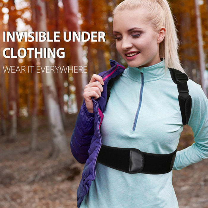 Posture Corrector for Women Men and Kids