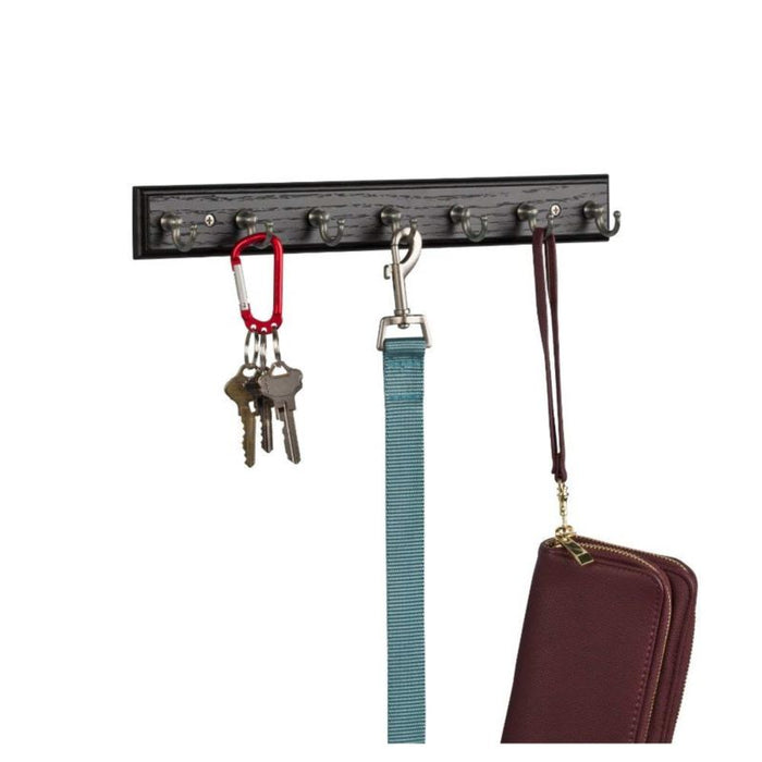 Key Rack Wall Mount Hanging Organizer Storage