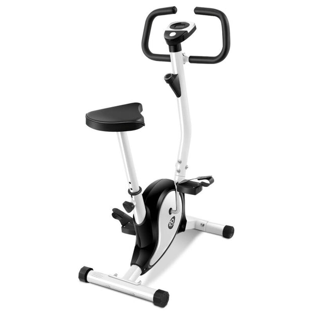 Exercise Bike Stationary Cardio Aerobic Equipment Gym