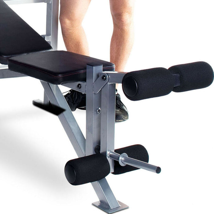 Weight Bench Olympic Strength Training