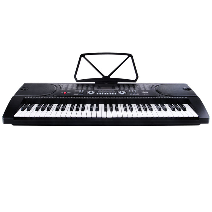 61 Key Music Electronic Digital Piano with Microphone - Toyzor.com