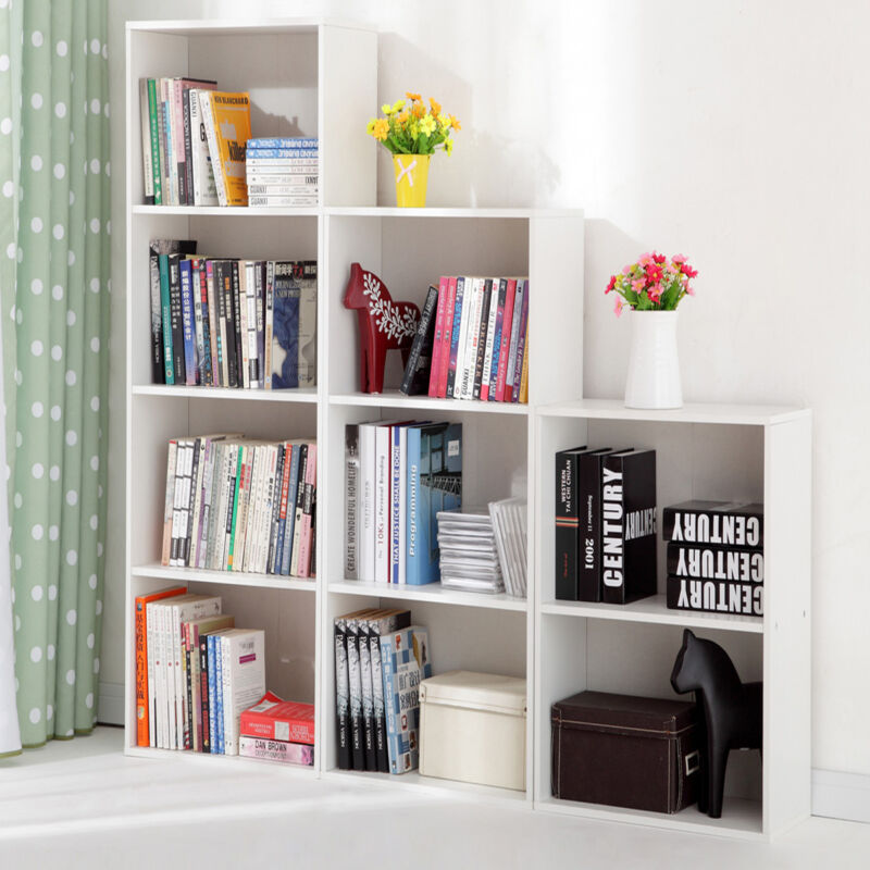 3/4 Adjustable Bookshelf Furniture