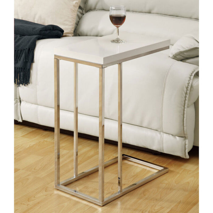 Contemporary Accent Rectangular Side End Table