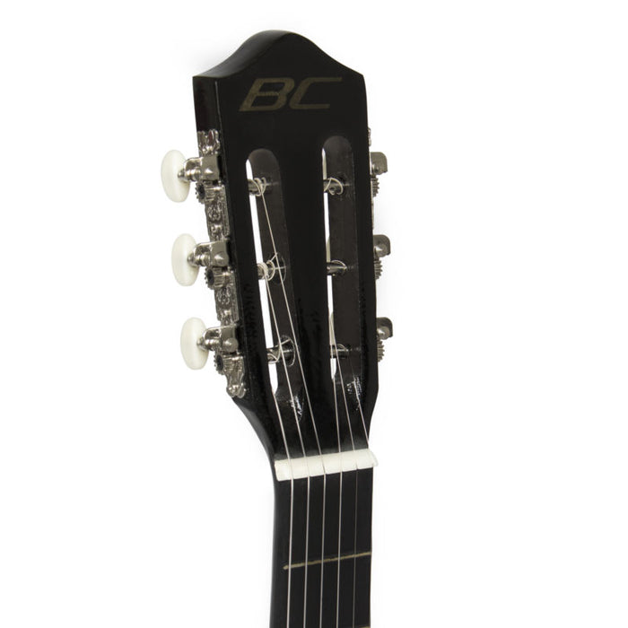 Beginner Acoustic Guitar Kit w/ Case, Strap, Tuner - 38in - Toyzor.com