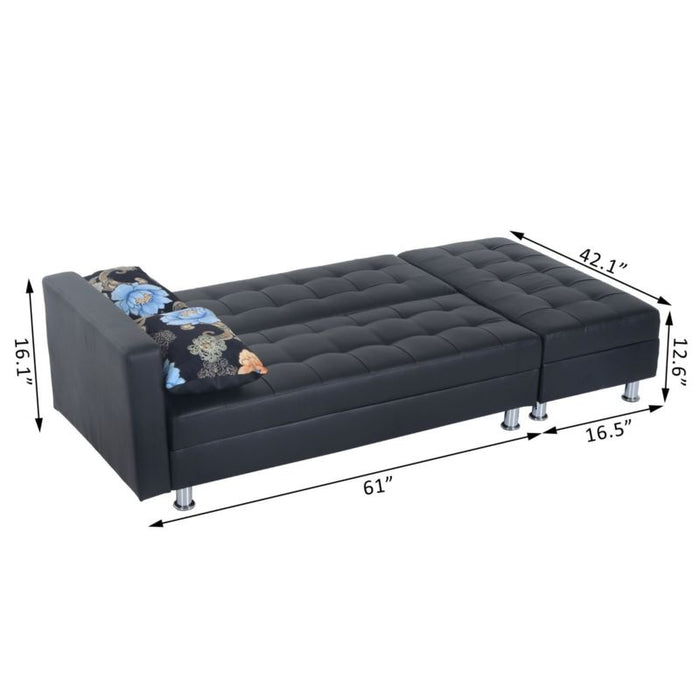 Modern Storage Sofa Bed